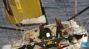 Barcelona World Race 2014-15