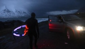 LIGHTSURF IN ICELAND
